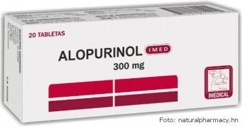 Alopurinol tablete