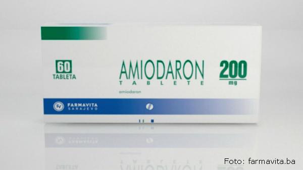 Amiodaron tablete