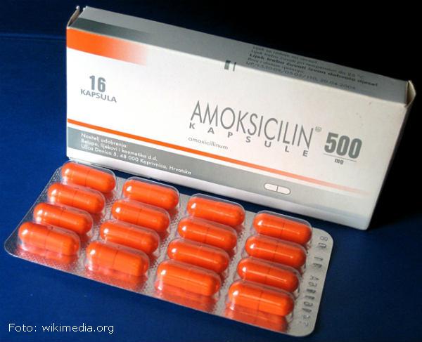 Amoksicilin kapsule