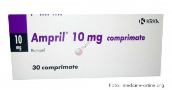 Ampril tablete