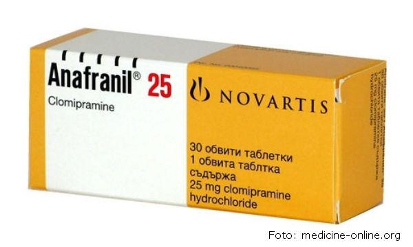 Anafranil lek