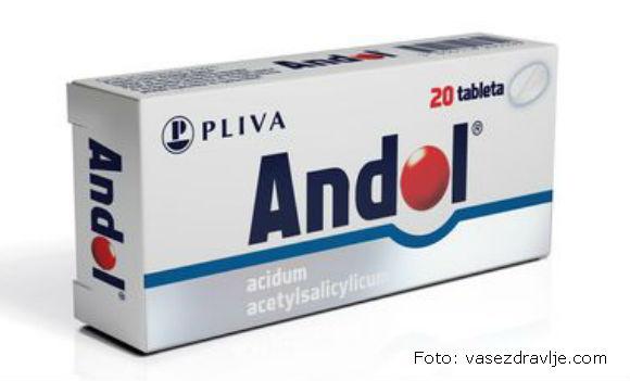 Andol tablete