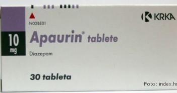 Apaurin tablete