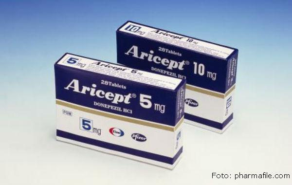 Aricept tablete