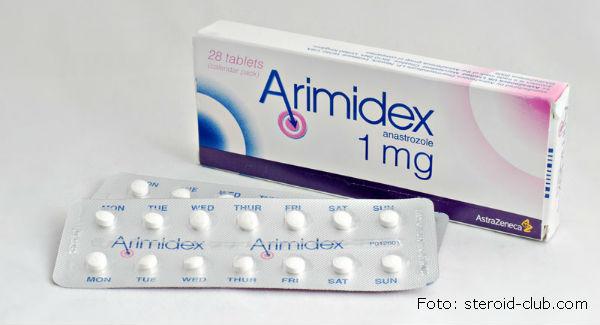 Arimidex tablete
