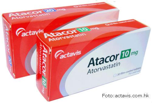 Atacor tablete
