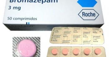 Bromazepam tablete