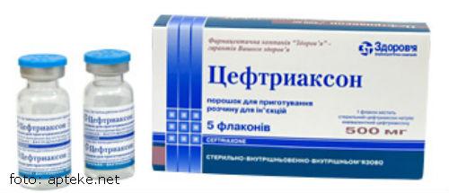 Ceftriakson antibiotik