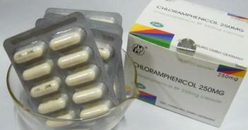 Chloramphenicol lek