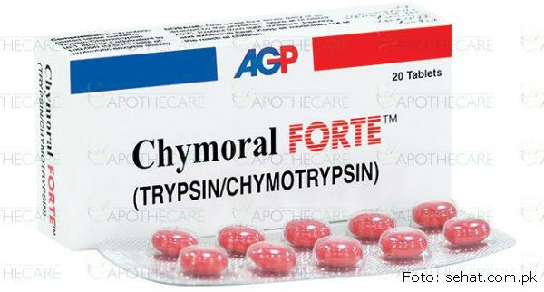 Chymoral forte lek
