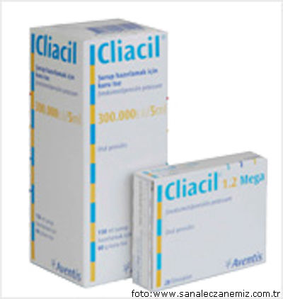 Cliacil lek