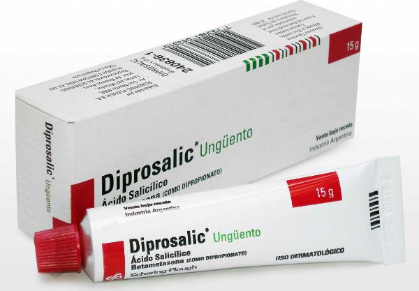 Diprosalic lek
