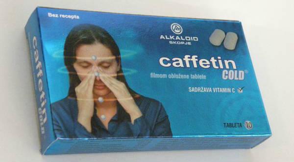 Caffetin COLD max