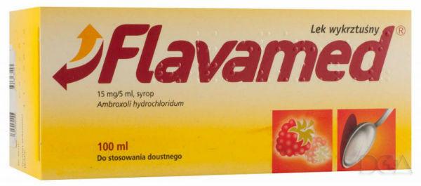 Flavamed sirup