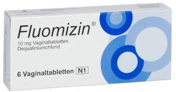 Fluomizin antibiotik