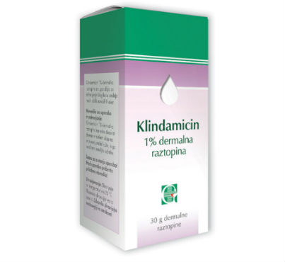 Klindamicin tablete
