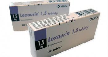 Lexaurin lek
