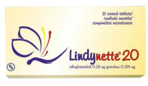 Lindynette tablete