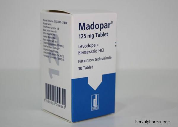 Madopar lek