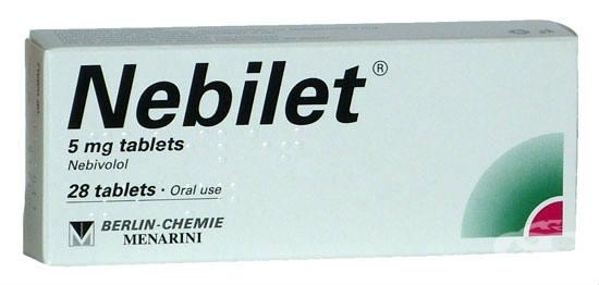 Nebilet tablete