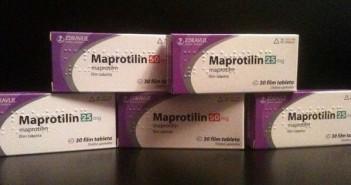 Maprotilin lek