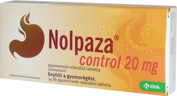 Nolpaza tablete