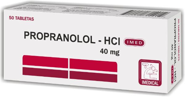 Propranolol lek