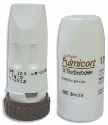 Pulmicort lek