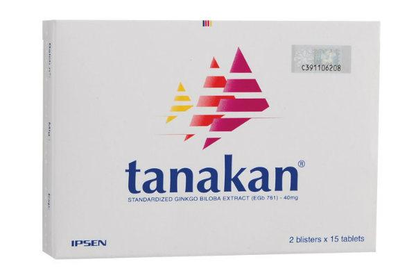 Tanakan tablete