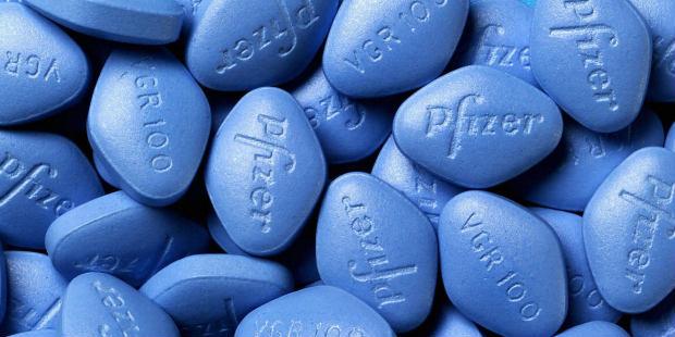 Viagra lek