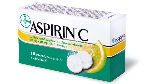Aspirin C tablete
