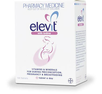 Elevit tablete