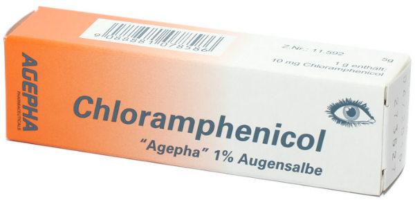 Hloramfenikol mast