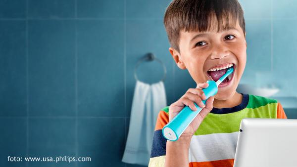 Elektricna cetkica za zube