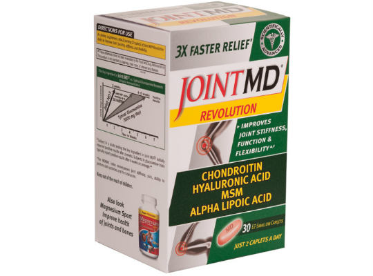 Joint MD Revolution