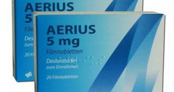 Aerius tablete