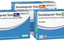 Escitalopram tablete